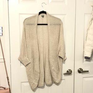 NWOT 3/4 sleeve cardigan
